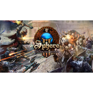 Sphere III - Gladiator Pack (Global Code/ Instant Delivery)
