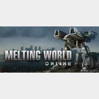 Melting World Online (Global Steam Key/ Instant Delivery)