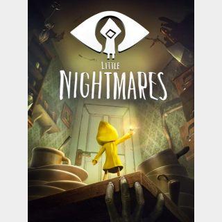 Little Nightmares Tengu Mask + Fox Mask DLCS (Instant Delivery)