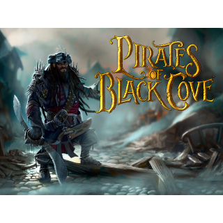 Pirates of Black Cove Gold Edition (Global Key/ Instant Delivery)