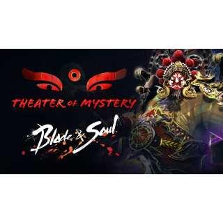 Blade & Soul: Theater of Mystery Costume Bundle (Global Code/Instant Delivery)