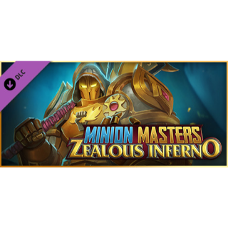 Minion Masters - Zealous Inferno DLC Pack Key (Global Code/ Instant Delivery)