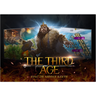 The Third Age Pack (Global Code/ Instant Delivery)