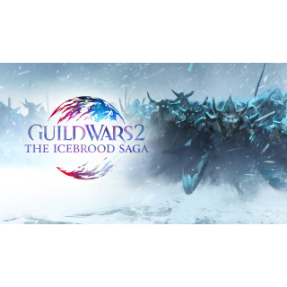 Guild Wars 2 Icebrood Saga Hero's Bundle (Global Key/ Instant Delivery)