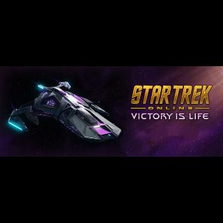 Star Trek: Online Duty Officer Pack & Tier 2 Rhode Island Starship (Global Code/ Instant Delivery)