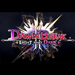 Dawn Break II – Light And Dark: Hero Summon Ticket (Global Code/ Instant Delivery)