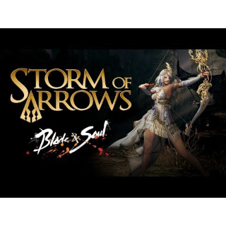 Blade & Soul: Storm of Arrows Premium Pack (Global key code/ Instant Delivery)