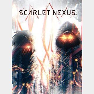 SCARLET NEXUS DLC - WEAPONS BUNDLE ( Instant Delivery)