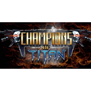 Champions of Titan MOUNT + BOOSTERS PACK (Global Code/ Instant Delivery)
