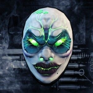 PAYDAYCON 2016 Mask Pack (Global Steam Key/ Instant Delivery)