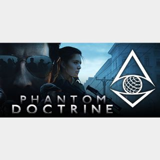 Phantom Doctrine Items Pack (Global Key/ Instant Delivery)