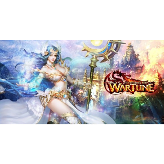 Wartune Five-Stars Pack (Global Code/ Instant Delivery)