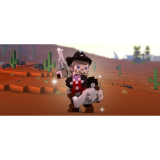 The Gunslinger on TROVE: Tombstone Tempest Skin Code (Global Code/ Instant Delivery/WORKS FOR PC OR CONSOLE)