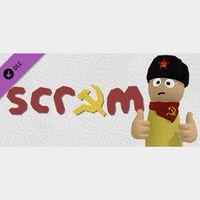 Scram: Scrammunism DLC (Global Key/ Instant Delivery)