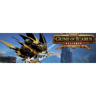 Guns of Icarus Alliance (Global Steam Key/ Instant Delivery)