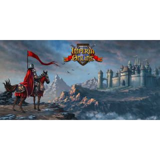 Imperia Online 20€ Pack for PC or Mobile (Global Code/ Instant Delivery)