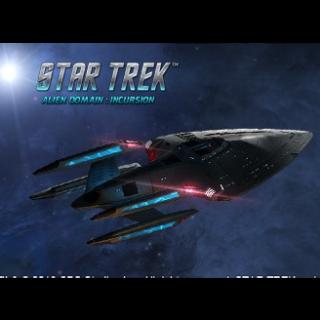 Star Trek Alien Domain Incursion Key Code (Global Code/ Instant Delivery)