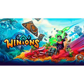 Winions: Mana Champions Starter Pack (Global Code/Instant Delivery)