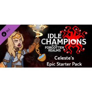 Idle Champions of the Forgotten Realms Celeste's Starter Pack (Global Key/ Instant Delivery)
