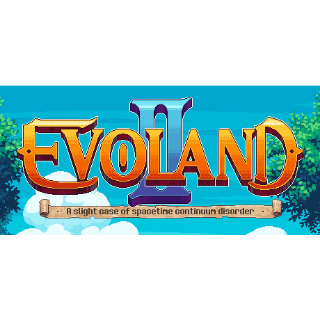 Evoland 2 (Global Steam Key/ Instant Delivery)