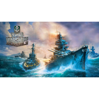 World of Warships 3 ships Starter Pack (Global Code/ Instant Delivery)