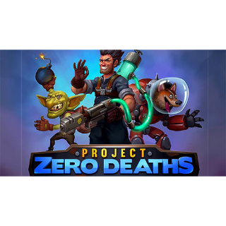 Project Zero Deaths Skeleton Skin Key Code (Global Code/ Instant Delivery)