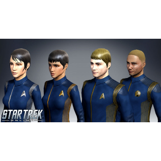 Star Trek Rise of Discovery - Discovery Uniform and the Oberth Light Science Vessel (Global Code/Instant Delivery/PC Only)