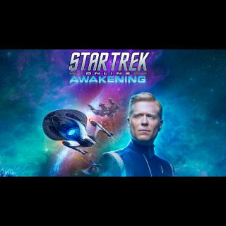 Star Trek Online: Awakening Bridge Officer and Ship Pack