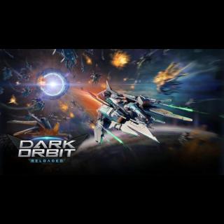 DarkOrbit - Liftoff Starter Pack (Global Code/ Instant Delivery)