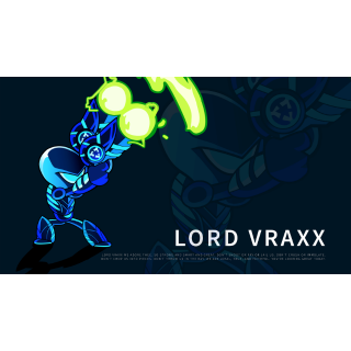 Brawlhalla - Dark Matter Lord Vraxx & 2 Weapon Skins (Global Code/ Instant Delivery)