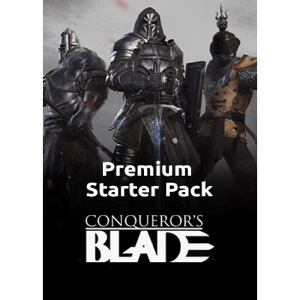 Conquerors Blade – Premium Starter Pack (Global Code/ Instant Delivery)