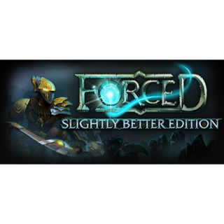 FORCED: Slightly Better Edition (Global Steam Key/ Instant Delivery)
