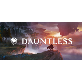 Dauntless Premium Exclusive Banner Sigil + Signal Flare (Gobal Code/Epic account needed)