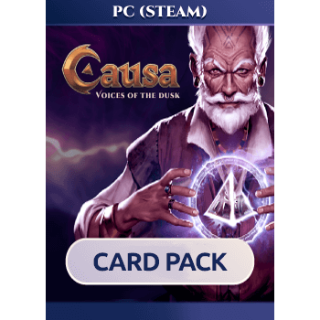Causa – Premium Card+Crystals Pack (Global Code/ Instant Delivery)