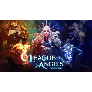 League of Angels III Pack (Global Code/ Instant Delivery)