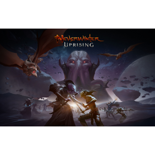 Neverwinter: Wild Rover's Pack (Global Code/ Instant Delivery)