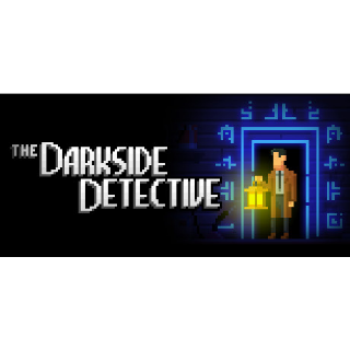 Darkside Detective (steam Global Key/ Instant Delivery)