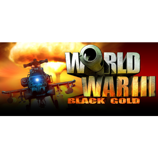 World War III: Black Gold (Global Steam Key/ Instant Delivery)