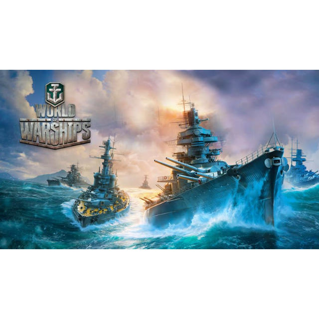World of Warships 3 ships Starter Pack (Global Code/ Instant