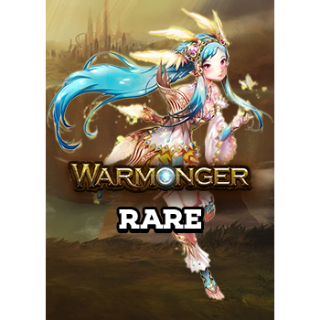 Warmonger - Very Rare Items Pack (Global Code/ Instant Delivery)