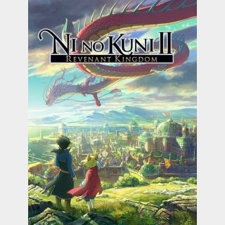 Ni No Kuni II 2 - Extra Special Experience DLC + Sword Pack DLC (PS4 /Instant Delivery)