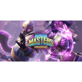 Minion Masters - Crystal Dryadales Pack (Global Code/Instant Delivery)
