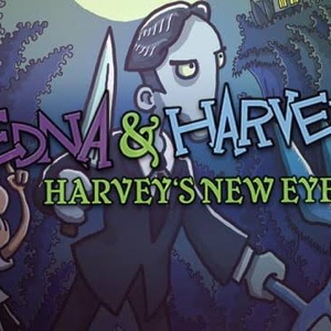 Edna & Harvey - Harvey's New Eyes (Global GOG code/ instant delivery)