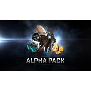 EVE Online - Alpha Pack - DLC priced 5$ on Steam (Global Code/ Instant Delivery)