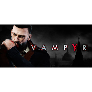 Vampyr Steam CD Key Instant Delivery