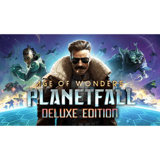 Age of Wonders: Planetfall - Deluxe Edition Steam CD Key Instant Delivery