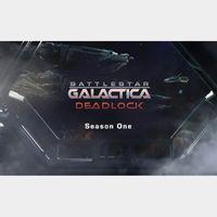 Battlestar Galactica Deadlock Steam CD Key