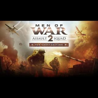 Men of War: Assault Squad 2 - Warchest Edition  Steam CD Key Instant Delivery