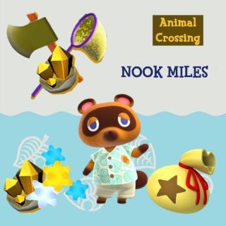 Nook Miles Tickets | 400x