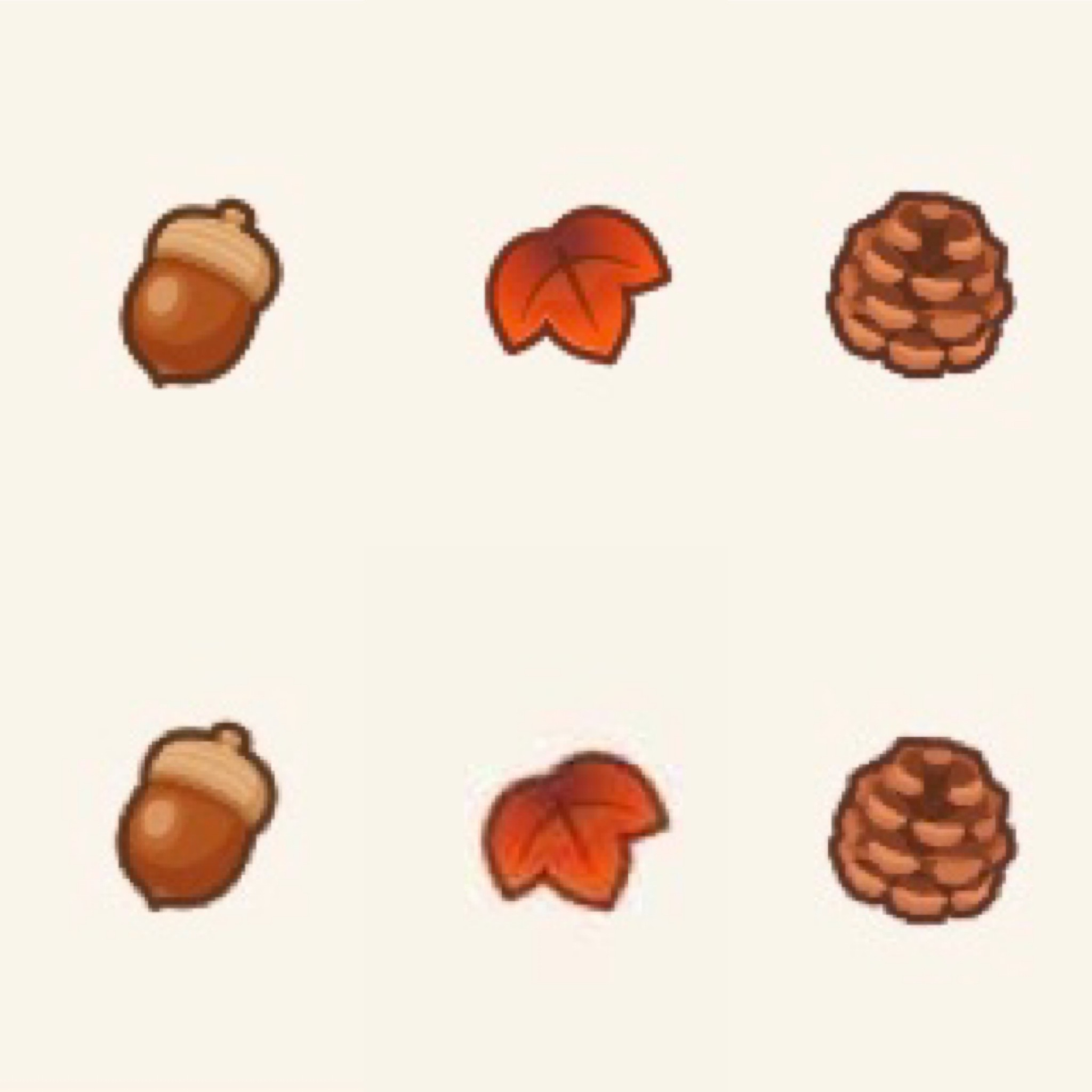 Resource | Maple Leafs Pine Acorns